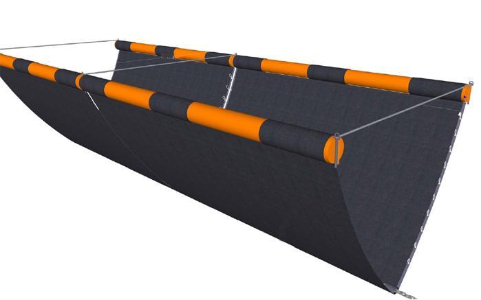 membrane d 39 tanch it sur mesure bache epdm pour toiture flexirub. Black Bedroom Furniture Sets. Home Design Ideas