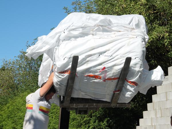 etancher son toit terrasse en 3 tapes flexirub. Black Bedroom Furniture Sets. Home Design Ideas
