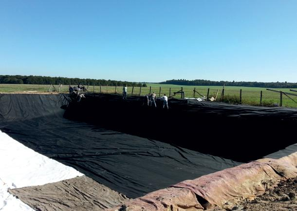 Tanch it des toitures en membrane epdm sur mesure for Bache epdm occasion