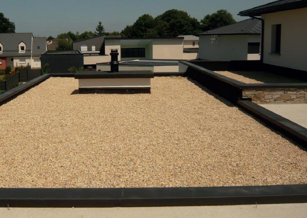Tanch it des toitures en membrane epdm sur mesure for Acheter epdm