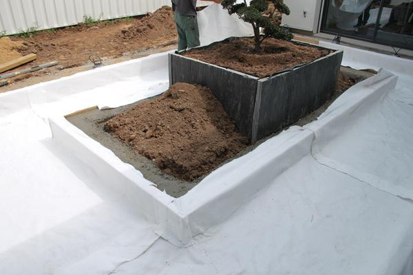 Comment tancher un bassin d coratif ou un bassin enterr for Bassin decoratif