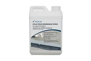 GLUE FOR EPDM MEMBRANE ON WOOD AND CONCRETE SUPPORT