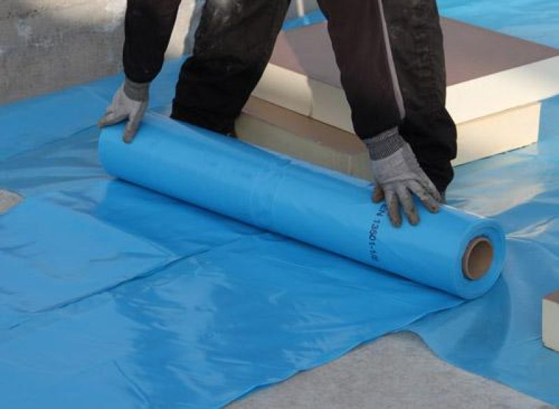 ROOFING VAPOR BARRIER