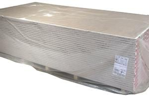 PROTECTIVE COVER FOR GYPSUM BOARD